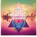 Magic Summer CD Cover Artwork