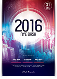 2015 NYE Bash Flyer