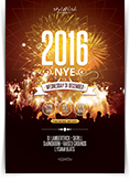 2015 NYE Party Flyer