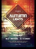 Autumn Lights Flyer