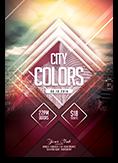 City Colors Flyer