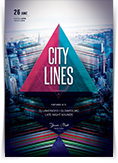 City Lines Flyer
