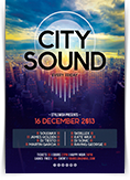 City Flyer Bundle Vol.13