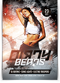 Dirty Beats Flyer