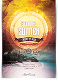 Eternal Summer Flyer