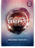 Future Beat Flyer