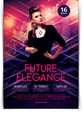 Future Elegance Flyer