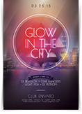 Glow In The City Flyer