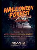 Halloween Forrest
