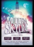 Modern Skyline Flyer