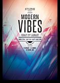 Modern Vibes Flyer