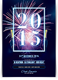 New Years Flyer