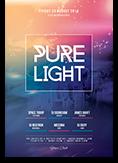 Pure Light Flyer