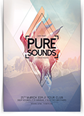 Pure Sounds Flyer