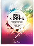 Pure Summer Flyer