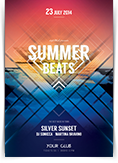 Summer Beats Flyer