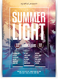 Summer Light Flyer