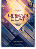 Urban Beat Flyer