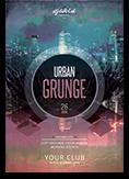 Urban Grunge Flyer