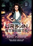 Urban Streets Flyer