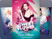 Party Flyer Bundle Vol25