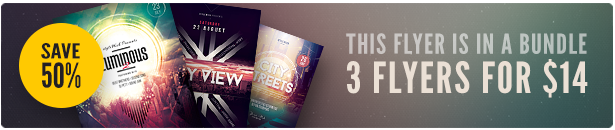 City Flyer Bundle Vol.06