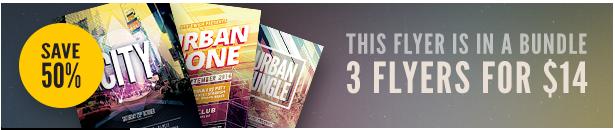City Flyer Bundle Vol.09