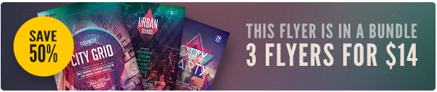 City Party Bundle Vol3