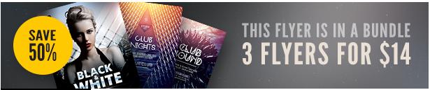Club Flyer Bundle Vol.02