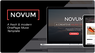 Novum Muse Template